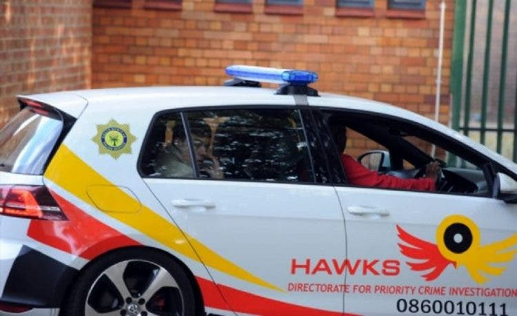 3 Arrested by Hawks