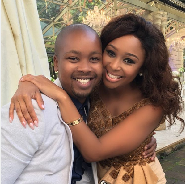 Minnie Dlamini's brother