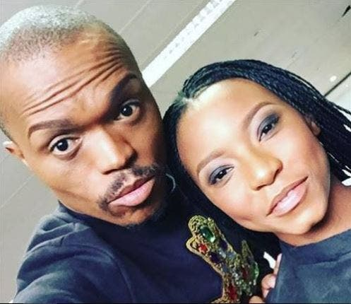 Somizi and Palesa's Message To Daughter Bahumi On her 25th Birthday |  News365.co.za