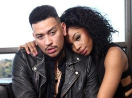 Bonang Matheba and AKA