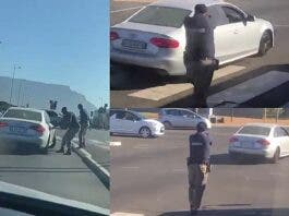 Metro cops shoot at Cape driver speeding away from them
