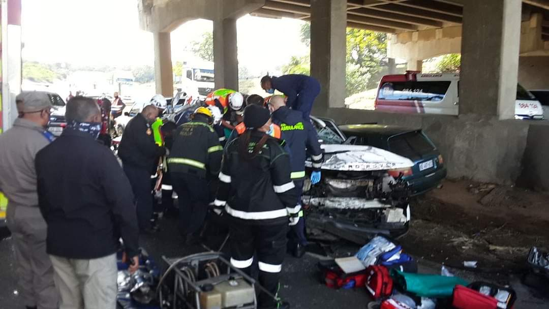 One person seriously injured in Scottsville collision