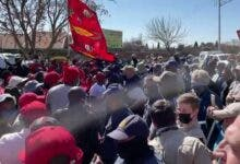 EFF in stand-off with Pretoria residents and Afrikaner group at old age home